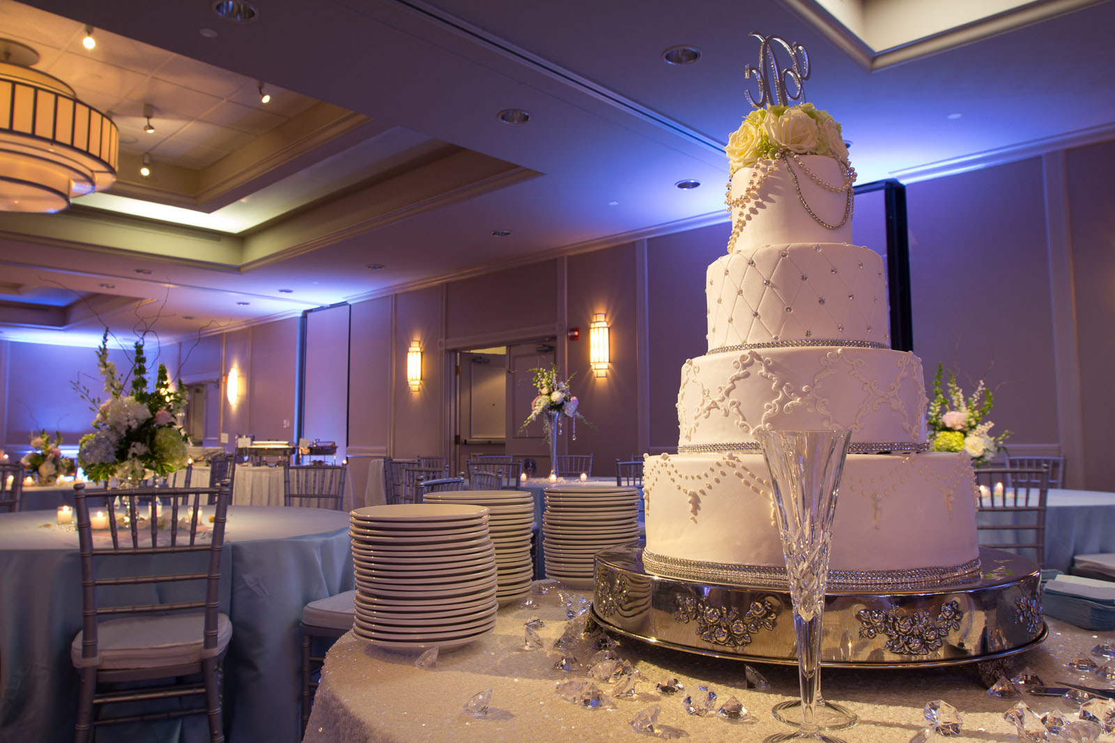 Alabama wedding venues at Hotel Capstone